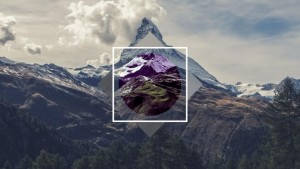 mountain-polyscape